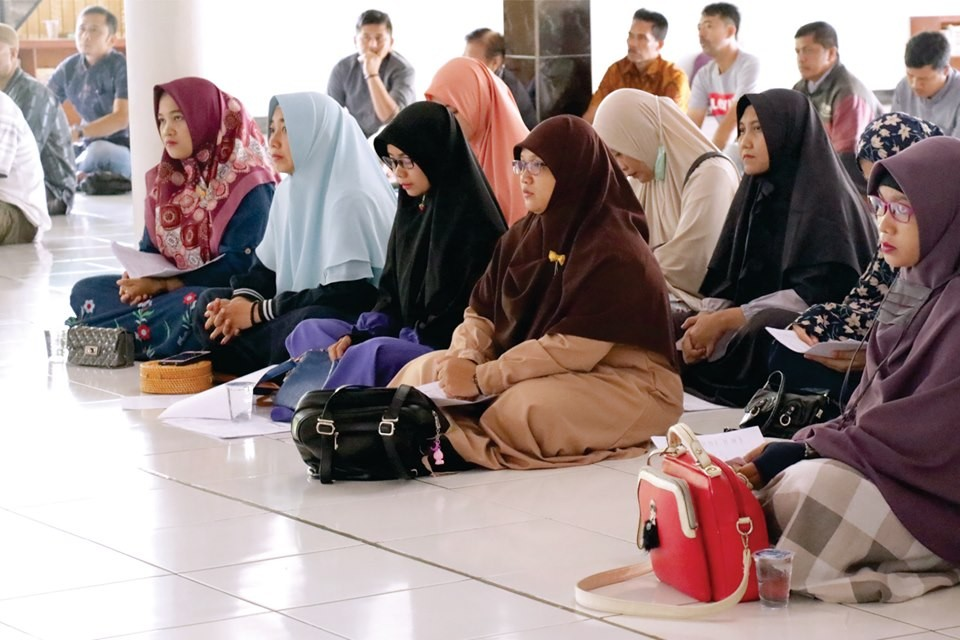 Kenalkan Program Sekolah, SMP IT YABIS Ajak Wali Murid Bersinergi